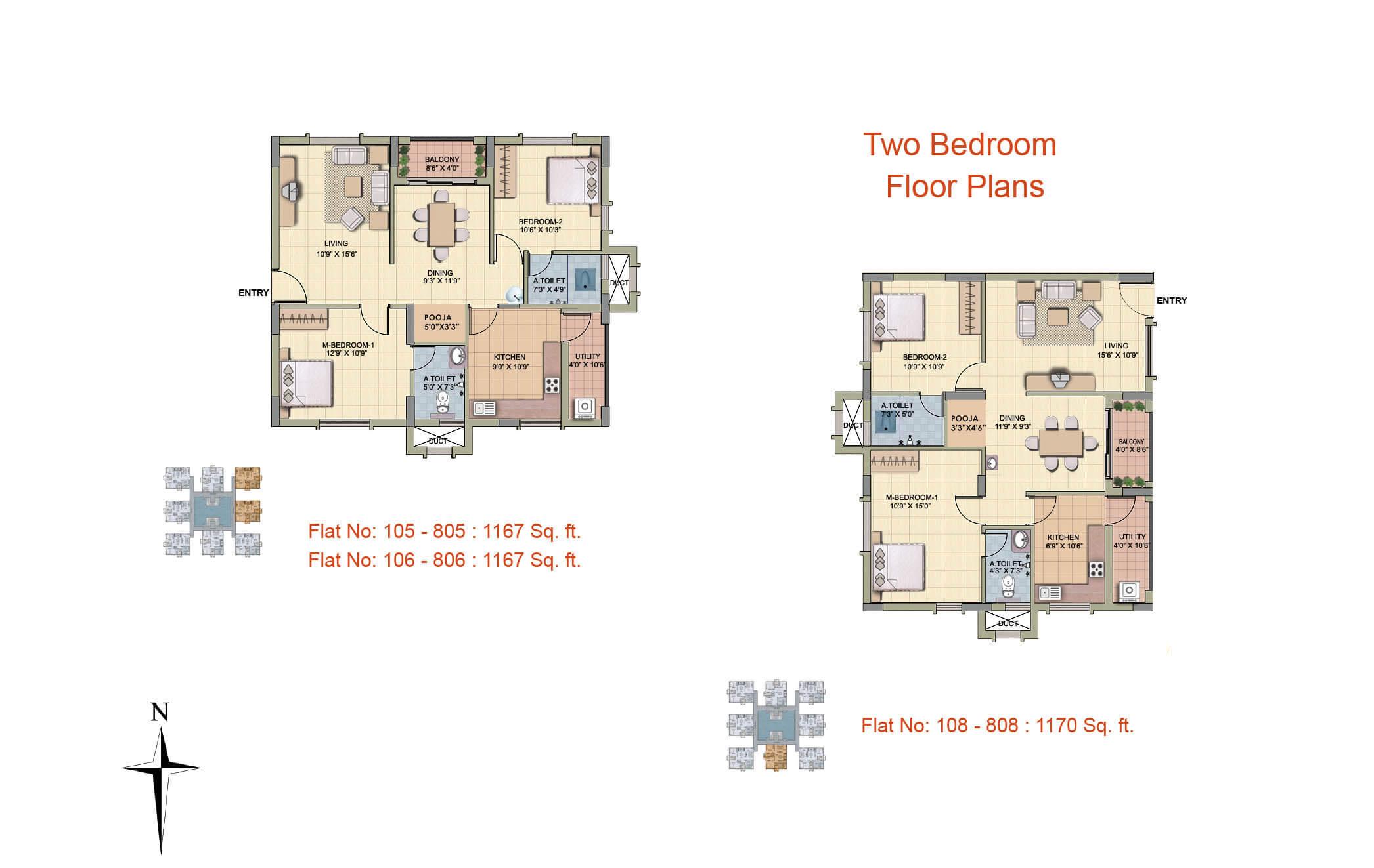 1170 sq ft-1165 sq ft - 1166 sq ft-1167 sq ft